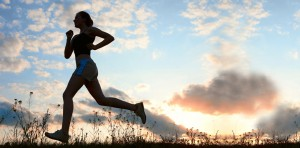 lady_running_silhouette