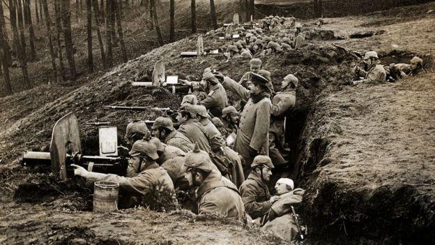 Causas Limeñas Y La Primera Guerra Mundial La Vida En Finanzas