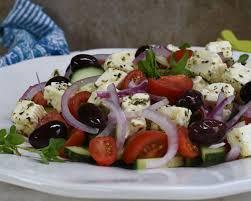 Resultado de imagen de ensaladas griegas